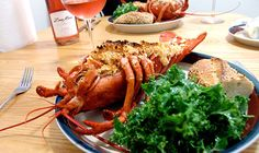 3 lobster recipes