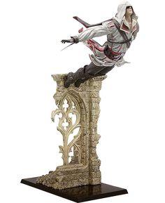 Ubisoft révèle de nouvelles figurines Assassin's Creed - Ubisoft révèle aujourd'hui une nouvelle collection de figurines et bustes dans la Legacy Collection, qui inclut les personnages les plus emblématiques de la série Assassin's Creed.