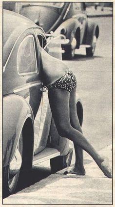 Vintage #fusca #summer