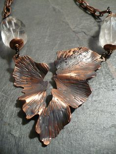 Leafy Split by alnbcollections2, via Flickr