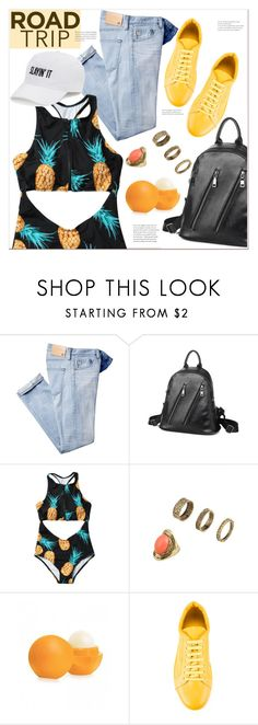 """Road Trip"" by mycherryblossom ❤ liked on Polyvore featuring Eos, Jil Sander and SO"