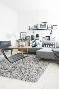Wohnzimmer Graues Sofa : Graue Sofas auf Pinterest Wohnzimmer ...