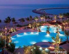 Dubai beach..... Dream place to visit