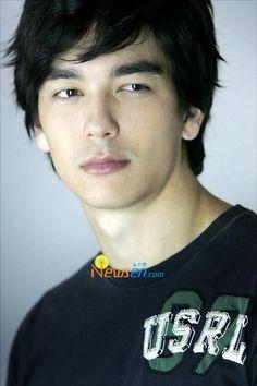 Dennis Oh Korean Men, Asian Men, Korean Actors, Asian Guys, Most Beautiful Faces, Beautiful Boys, Gorgeous Men, Dennis Oh, Interracial Love