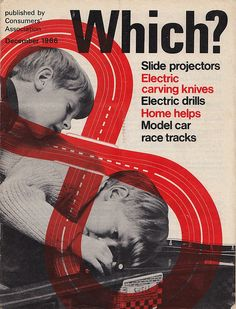 Which? magazine cover artwork