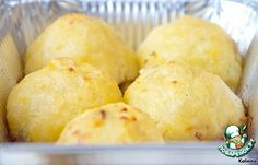 Картофельные шарики-зразы с грибами, bereits gemacht