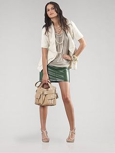 mini skirt styles