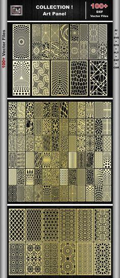 Sculpté À La Main 4 Panel Indian Bois écran//Diviseur Circle Jali Design