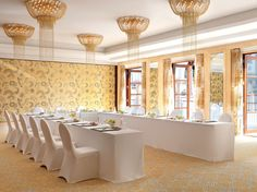 Project: Ritz Carlton, Dubai / Meeting Rooms