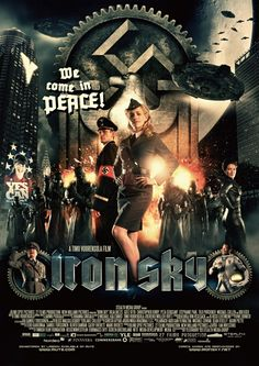 Click to View Extra Large Poster Image for Iron Sky