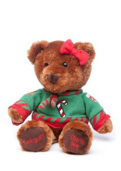A nine-year-old from North Carolina won the 2014 Belkie Bear design contest held at Belk's Santafest event last year. The bear was unveiled at Belk's SantaFest today. Olivia's design was selected from more than 1,000 applicants. As the grand prize winner of last year's contest, Olivia's design was used in creating a new Belkie Charity Bear, with $5 of the proceeds from the sale of the bear going to the American Society for the Prevention of Cruelty to Animals (ASPCA).