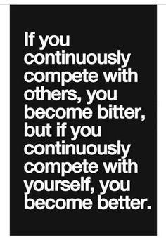 Become Better. Not Bitter. #jafwblog