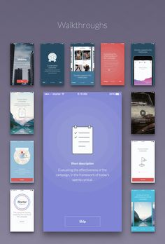 Modern and usefull iOS UI kit. Works in sketch and photoshop to make your workflow efficient with maximum productivity and your products bright and inspiring.Features:Works in photoshop and sketch120+ Quality iOS Screens60+ common icons8 Popular Ca…
