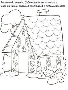 Atividades Infantis para Coordenação Motora - Cia de Alfabetização Preschool Education, Preschool Worksheets, Craft Activities For Kids, Crafts For Kids, Activity Sheets, Conte, Coloring Pages For Kids, Pre School, Kindergarten