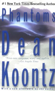 Another good book by Dean Koontz