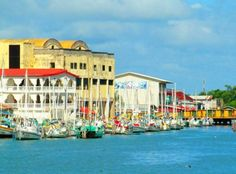 Belize City, Belize. (21st Birthday Cruise on RCCL Enchantment of the Seas: Aug 2009)