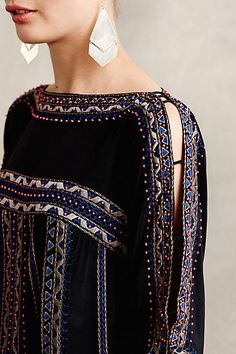 Brezons Silk Tunic