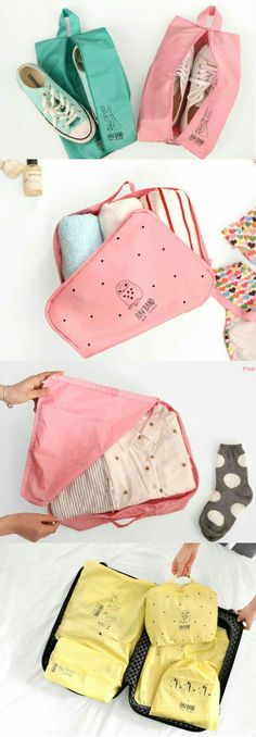 7e86593a55ae Need some bags for shoes Travel Pouches