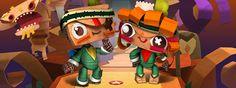 LittleBigPlanet - Tearaway Costume