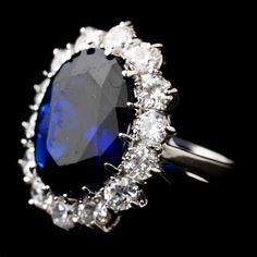 Royal Princess Kate Inspired Ring - Elegant Bridal Hair Accessories