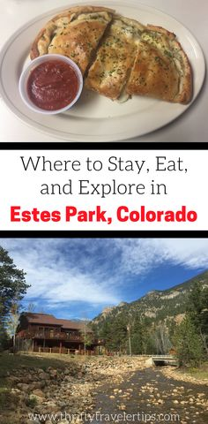 Are you planning a trip to Colorado and Rocky Mountain National Park? If so, you'll want to check out this guide to Estes Park, Colorado. Estes Park is the town right outside the entrance to Rocky Mountain National Park and is the perfect vacation spot. We will tell you where to stay in Estes Park, where to eat in Estes Park, things to do in Estes Park, and where to park in Estes Park, Colorado. Make sure you save this Estes Park guide to your travel board so you can find it later.