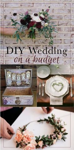 DIY wedding on a budget – Creative Summer Wedding Tips Diy Wedding On A Budget, Wedding Decorations On A Budget, Free Wedding, Wedding Ideas, Trendy Wedding, Wedding Summer, Wedding Planning, Vintage Diy Wedding Decor, Weddings On A Budget
