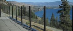 Topless Glass Railing Project