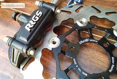Honda Ruckus Parts, Cnc