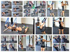 10 upper body suspension trainer exercises