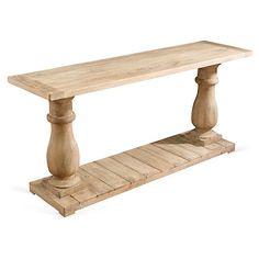 Eddard Console Table, Sand