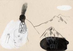 drawings 2007-2008 : Caroline Gaedechens