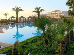 Sonnenaufgang im ROBINSON Club Agadir