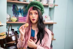 Melanie Martinez ♥ #MelanieMartinez #Love #Lovely #LittleBows #CryBaby #CryBabies #LittleBodyBigHeart #LBBH #MelanieAdeleMartinez