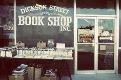 Dickson Street Book Shop Inc