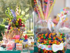 my kind of buffet.....CANDY BUFFET!