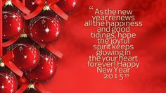 HD Happy New Year 2015 Quotes Wallpaper