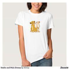 Simba and Nala Disney