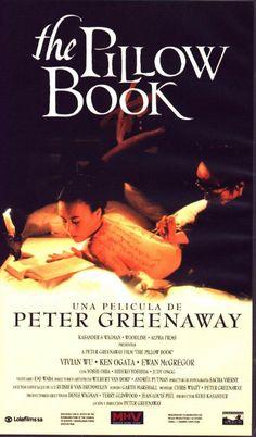 The Pillow Book, Peter Greenaway