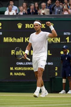 Rafael Nadal - Wimbledon 2014
