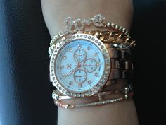 Rose Gold <3 Just bought this watch yesterday!!