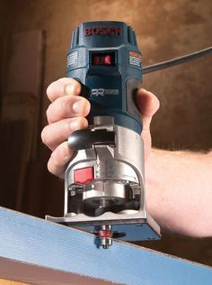 7 Trim Router Tips Popular Woodworking Magazine is part of Trim router - by Randy Johnson Laminate trim routers are amazing little machines Their light weight and compact size make them exceptionally easy to use