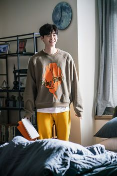 Lee jong suk ❤❤ while you were sleeping drama ^^ Lee Jong Suk Cute, Lee Jung Suk, Korean Men, Asian Men, Asian Actors, Korean Actors, Kdrama, Lee Jong Suk Wallpaper, Hyun Suk