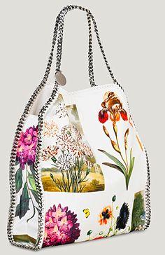 ステラのボタニカル・プリント〜春は歩く植物図鑑!|モードを愛する40代主婦、LuLuの日々。