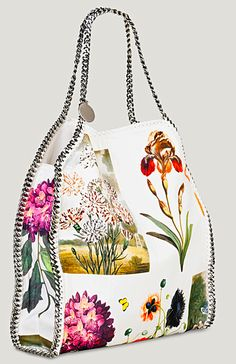 Stella McCartney... take a little summer with you wherever you go! @}-,-;—