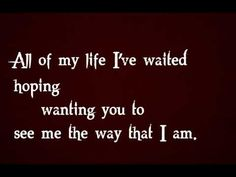 3 Doors Down - Back To Me with Lyrics (+playlist) Song Lyric Quotes, Music Lyrics, Music Songs, My Music, Music Videos, Don't Dream It's Over, 3 Doors Down, Song List, Sing To Me