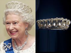 This diamond-and-pearl tiara is a relic of a lost monarchy: It originally belonged to Grand Duchess Vladimir, the aunt ...