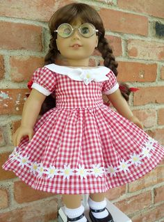 18 Doll Clothes 1950's Historical Style Summer by Designed4Dolls, $24.95