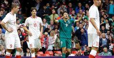 México le gana a suiza y ya esta en 4tos de final del futbol olimpico