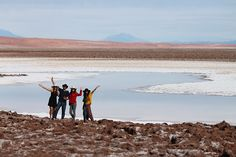Tour nas Lagunas Escondidas de Baltinache