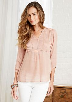 Emily empire blouse. Size small